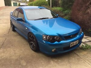 Ford Falcon BA XR6 Turbo Greenwith Tea Tree Gully Area Preview