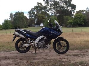 Suzuki DL 1000 Vstrom 2002 Bairnsdale East Gippsland Preview