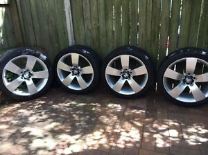 Holden VE 19 inch rims McMahons Point North Sydney Area Preview