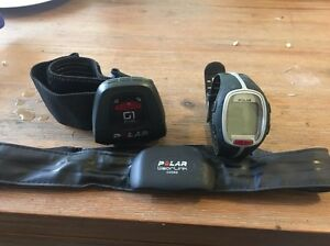 Polar heart rate monitor with GPS Camillo Armadale Area Preview