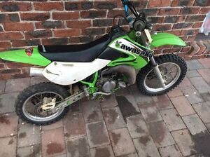 Kx65 2007 fresh rebuild only ten hours on the bike Bligh Park Hawkesbury Area Preview