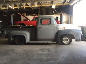 1956 ford f100 pick up truck Tuggerah Wyong Area Preview