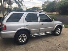 02 Holden frontera 4x4 rego and rwc Mooloolaba Maroochydore Area Preview