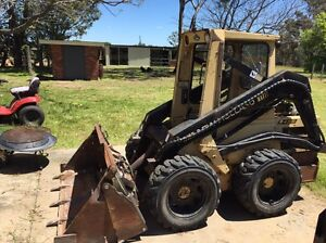 Ford-new holland L455 high reach skid steer loader (not bobcat, cat) Yarrawonga Mudgee Area Preview