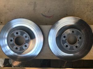 Used 2007 Subaru Forester brake rotors Ryde Ryde Area Preview