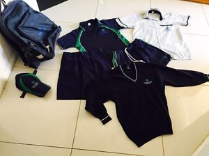 HELENSVALE STATE HIGH Uniform Bulk Lot Helensvale Gold Coast North Preview