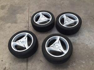 "Vs HSV clubsport wheels 17"" Tri spokes gts Calder Park Brimbank Area Preview"