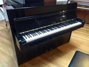 Modern Black Piano - Delivered, Tuned & 12yr warranty Norwood Norwood Area Preview