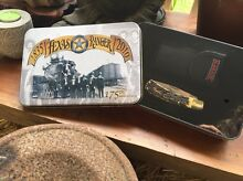 175th Anniversary Schrade Uncle Henry Texas Ranger Tin Greenbank Logan Area Preview