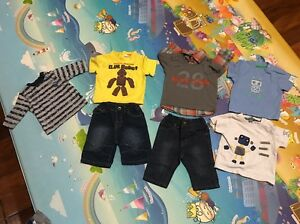 Pumpkin Patch Baby Boys Clothes 0-3 months Chermside Brisbane North East Preview