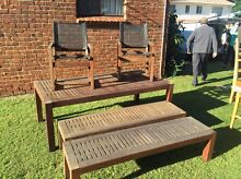 Outdoor table and chairs Ascot Brisbane North East Preview