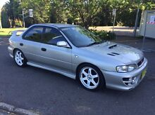 SUBARU WRX gc8 99 Chatswood Willoughby Area Preview