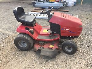 Toro ride on mower make an offer West Woombye Maroochydore Area Preview