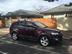 2011 Holden Captiva 7 LX CG Series 11 Auto AWD MY12 Glenelg South Holdfast Bay Preview