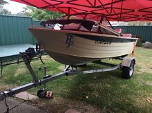 Aluminium Runabout Boat $4500 Seven Hills Blacktown Area Preview