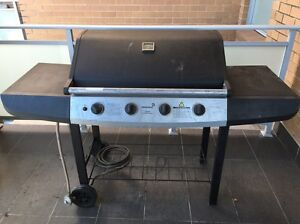 Hinterland 4 burner BBQ Bexley Rockdale Area Preview