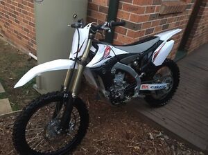 YZF 450 2013 limited edition Penrith Penrith Area Preview