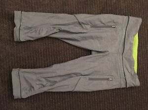 Lululemon crops size 8/12 Scarborough Stirling Area Preview