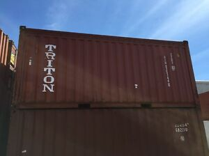 Shipping containers Marks Point Lake Macquarie Area Preview