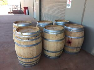 225 lrt French oak wine barrels, perfect Christmas gift. Malaga Swan Area Preview