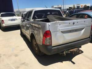 Ssangyong Actyon Sports Ute 2011 Diesel Forrestdale Armadale Area Preview