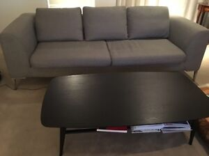 Sofa ( Hilton 3 seater sofa) from Freedom Deakin South Canberra Preview