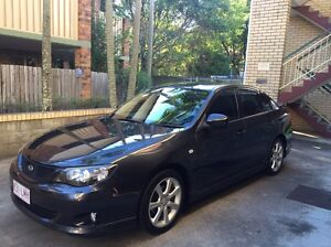 Subaru Impreza 2008 sedan (very good condition) Fortitude Valley Brisbane North East Preview