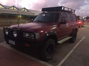 80 series Toyota Landcruiser Broome Broome City Preview