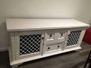 Solid Wood Balinese Style TV unit or Buffet Elderslie Camden Area Preview