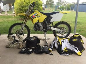 Rm 250 Texas Inverell Area Preview