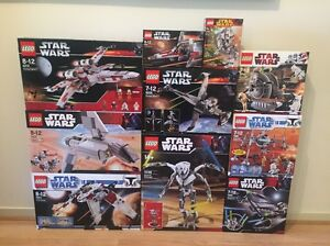 Retired Star Wars sets for sale Salisbury Salisbury Area Preview