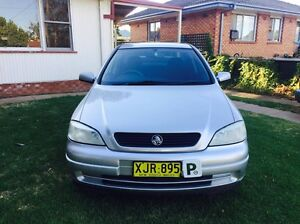 2001 Holden Astra Hatchback Dubbo Dubbo Area Preview