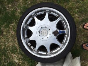 "Dronell D09 19"" Wheels 5x114.3 5x120 Alexandria Inner Sydney Preview"