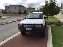 Ford Courier/ Mazda bravo 4x4 Clarkson Wanneroo Area Preview