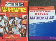 HSC Mathematics Books Wollongong Wollongong Area Preview