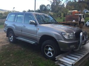 Toyota Land Cruiser Murwillumbah Tweed Heads Area Preview