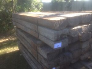 Railway Sleepers Hardwood C grade to AA grade Bargo Wollondilly Area Preview