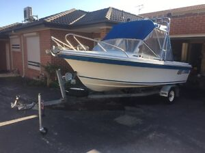 CRUISE CRAFT IN EXCELLENT CONDITION URGENT SALE Noble Park Greater Dandenong Preview