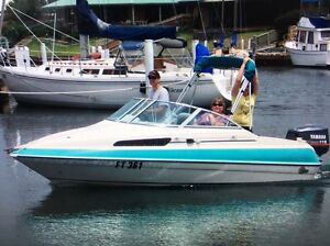 1993 - 5.2m Southwind boat with 115hp Yamaha motor Paynesville East Gippsland Preview