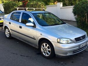 2002 Holden Astra Hatch Bondi Eastern Suburbs Preview