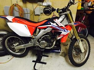 Cr250f Alkimos Wanneroo Area Preview