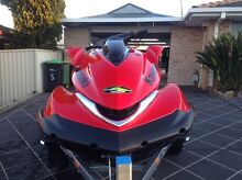 Kawasaki 250 ultra supercharged jet ski Penrith Penrith Area Preview