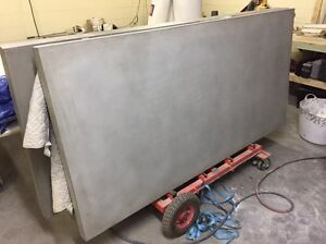 Concrete Table Top Kirrawee Sutherland Area Preview