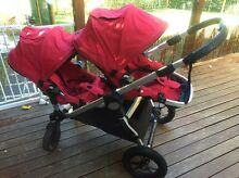 Baby jogger city select twin pram Cheltenham Hornsby Area Preview