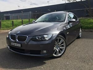 BMW 323 e92 MY 2008 Coupe Steptronic 2dr Fairfield West Fairfield Area Preview