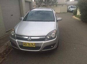 HOLDEN ASTRA STATION WAGON 2007 Melbourne CBD Melbourne City Preview
