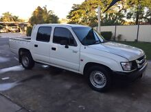 TOYOTA HILUX UTE Kippa-ring Redcliffe Area Preview