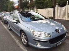 Peugeot 407 SV LOW MILLAGE -Excellent condition -Full service his Broome Broome City Preview