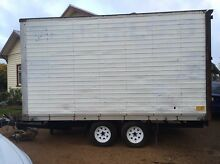 Large Box Trailer Kyabram Campaspe Area Preview