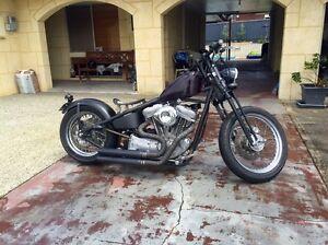 Harley Davidson Bobber North Beach Stirling Area Preview